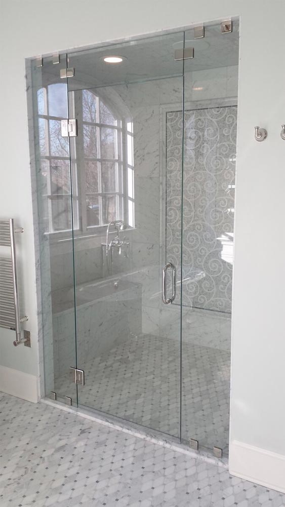 Petersen Custom Glass | Shower and Glass Install| Parker, CO